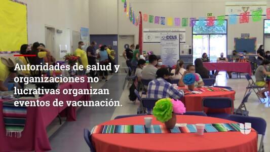 Tarjetas de regalo, lotería y rifas: así se viven las tardeadas de vacunación en el Valle Central