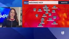 Continúa la intensa ola de calor sobre Salt Lake City