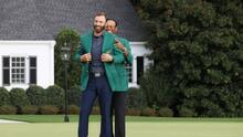 ¿Por qué el ganador The Masters de Augusta luce un saco verde?