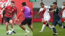 Raúl Ruidíaz es baja de Perú por lesión… ¿Ormeño será titular?