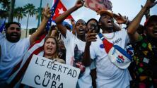 """""""No tenemos miedo"""", arrestos, heridos y desaparecidos en Cuba tras una jornada de protestas contra el régimen de la isla"""