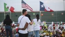 Empiezan las labores para reabrir el Walmart donde ocurrió la masacre de El Paso y habrá un monumento