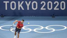 Novak Djokovic debutará en Tokio ante el boliviano Dellien