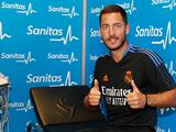 Eden Hazard, Courtois y Valverde pasan el reconocimiento médico con el Real Madrid