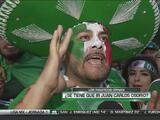 El entrenador Juan Carlos Osorio es recibido con insultos a su llegada a la Ciudad de México
