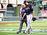 Charlie Morton se fractura en el Juego 1 de la Serie Mundial entre Atlanta Braves y Houston Astros