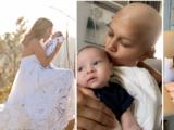 Cáncer de seno y maternidad en medio de la pandemia: el desafío que afronta una madre hispana