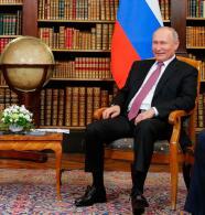 Con mucha atención pero pocas expectativas arrancó primera cumbre entre Biden y Putin