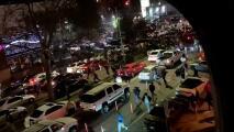 Con balazos al aire y 1,000 personas: así fue el último 'sideshow' en Oakland en plena pandemia