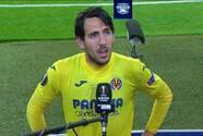 """Dani Parejo reconoce que Villarreal """"no ensayó los penales"""""""