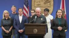 """""""No podemos bajar la guardia"""": anuncian suspensión de clases y otras medidas de seguridad en Miami-Dade"""
