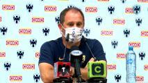 """Lillini admite que Pumas """"está un paso atrás"""" de otros equipos"""