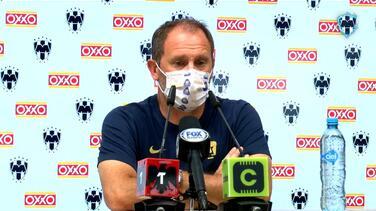 Lillini admite que Pumas está lejos de ser protagonista en Liga MX