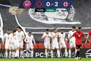 Inglaterra cumplió y derrotó a Albania a domicilio