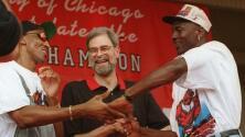 "Pippen llamó ""racista"" a Phil Jackson y volvió a pegarle a Michael Jordan"