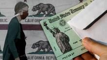 Las seis razones que te dejarían sin el segundo cheque de estímulo Golden State en California