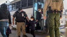 """""""Este es un gran problema"""": vocera de la Casa Blanca sobre la crisis migratoria en la frontera"""