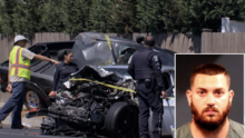 Acusan a dos hombres de California de matar a un periodista mientras competían en carrera callejera en un caso de DUI