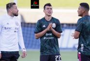 Hay una duda: El XI que el Tri perfila para el debut en Copa Oro