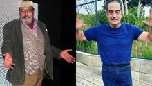 Omar Fierro tuvo que bajar 83 libras en casi 3 meses tras recibir una advertencia de muerte