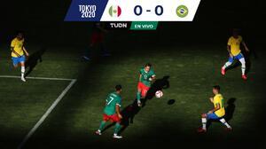 Minutos de estudio: México y Brasil inician con gran ímpetu