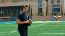¿Realidad o truco? Video pone en duda la precisión de lanzamientos de Tom Brady