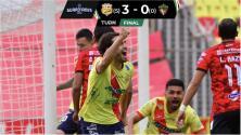 Atlético Morelia amplía su paso a semifinales con un 3-0 sobre Tlaxcala