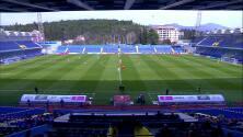 Resumen del partido Montenegro vs Gibraltar