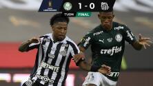 Palmeiras vence a Santos y es el campeón de la Copa Libertadores