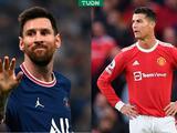 Para las casas de apuestas Messi ganará el Balón de Oro; CR7, fuera del top cinco