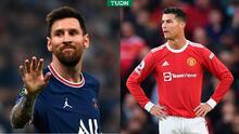 Messi ganará el Balón de Oro, según las apuestas; CR7, fuera del top 5