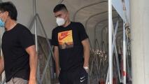 Johan Vásquez presenta sus exámenes médicos con el Genoa