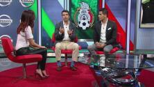 """Oswaldo Sánchez y Pável Pardo revivieron el """"Aztecazo"""" de Costa Rica"""
