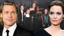 Brad Pitt y Angelina Jolie reanudan batalla por la custodia de sus hijos: el actor apela el último fallo del caso
