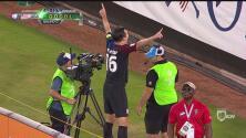 Estados Unidos marcó el 1-0 a Trinidad y Tobago gracias a Sacha Kljestan