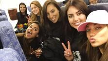 Lo que no viste del viaje a México con las chicas de NBL