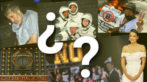 10 preguntas: mide tu conocimiento de las noticias de esta semana con este quiz