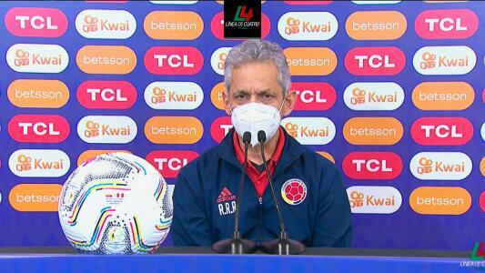 Reinaldo Rueda valora la importancia de un tercer puesto en Copa América