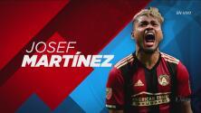 ¡Goles y estadísticas! Josef Martínez, el jugador más valioso del Atlanta United en esta temporada
