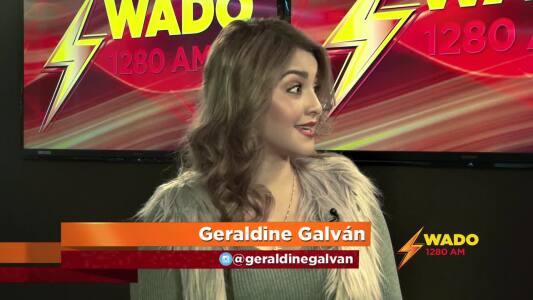 Geraldine Galvan en Wado Segunda Parte.