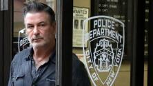 Arrestan al actor Alec Baldwin por golpear a un hombre tras una discusión
