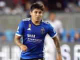 Con 5 goles en una semana, San Jose celebra el renacer de 'Chofis' López