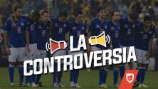 La Controversia   ¿Cruz Azul se hizo grande en el Azteca? Sí... pero no