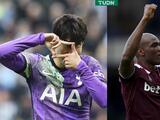 Tottenham logra voltereta sobre Newcastle; West Ham vence a domicilio al Everton
