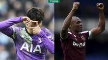 Spurs logran voltereta ante Newcastle; West Ham vence a Everton