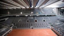 Roland Garros ya no sufrirá con la lluvia en su cancha principal