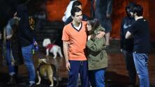 """""""Hoy sí sentí miedo"""": cientos comparten en redes sociales videos grabados durante el terremoto en México"""