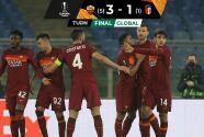 Roma consuma la obra y está en Octavos de Europa League