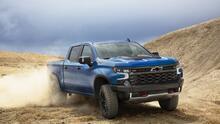 Chevrolet Silverado ZR2 2022: la nueva versión off-road de su famosa pickup