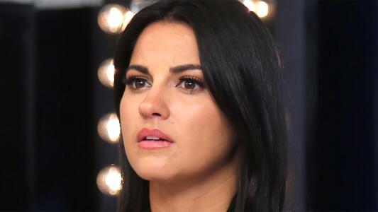 Maite Perroni es víctima de los memes por su noviazgo con el ex de Claudia Martin